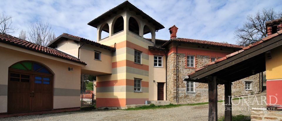 Accomodation facility in Piedmont for sale