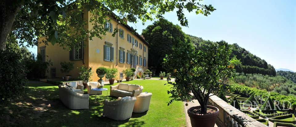 Villa with farm in Lucca for sale