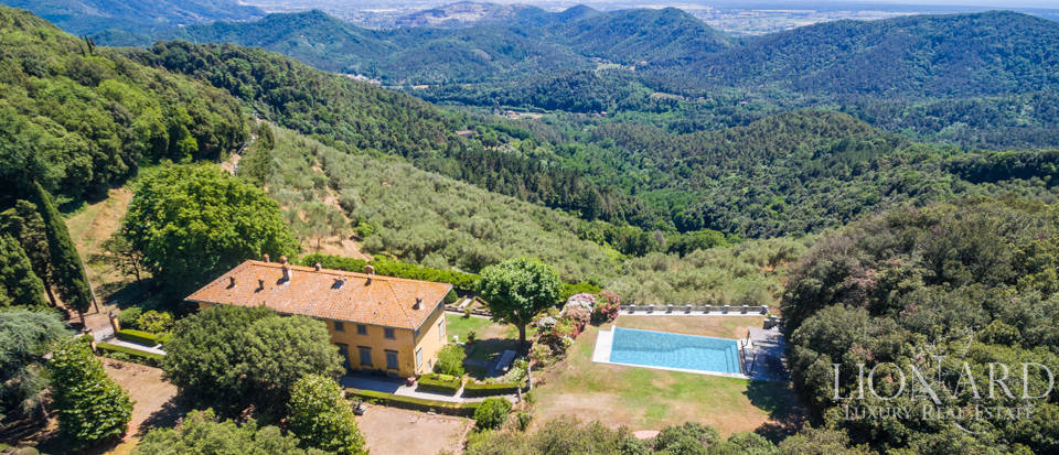 Luxury Real Estate Italy - Luxury Villas in Tuscany Image 16