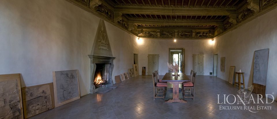 Luxury Property in Tuscany - Villa in Siena Image 52