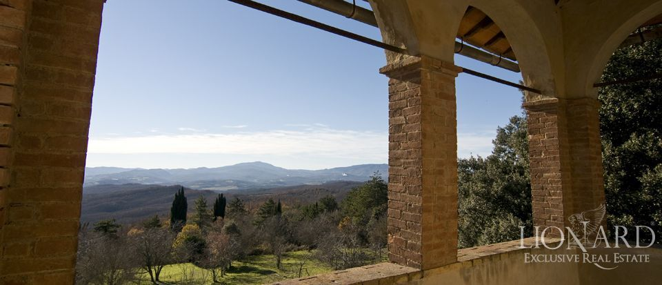 Luxury Property in Tuscany - Villa in Siena Image 43