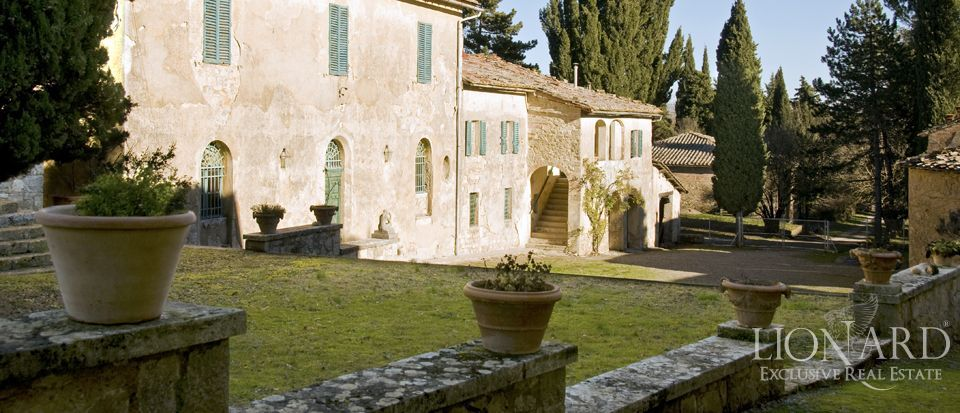 Luxury Property in Tuscany - Villa in Siena Image 27