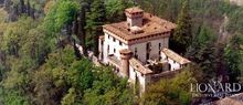 prestigious italian castle for sale