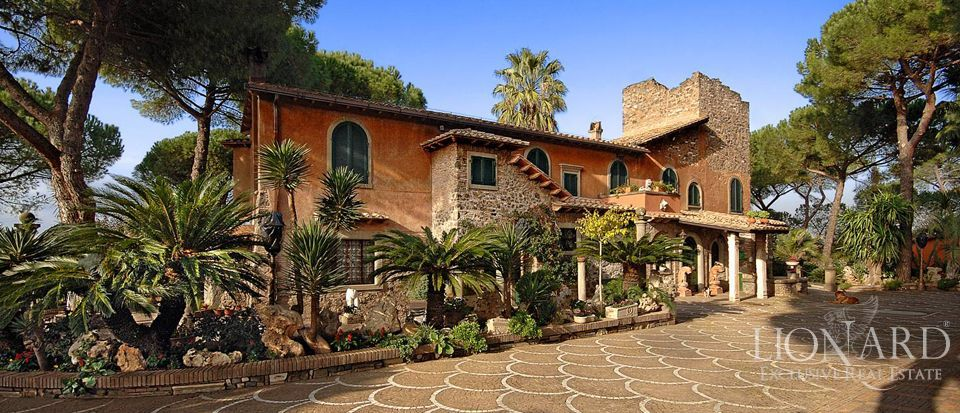 Luxury Villas For Sale In Rome Italy