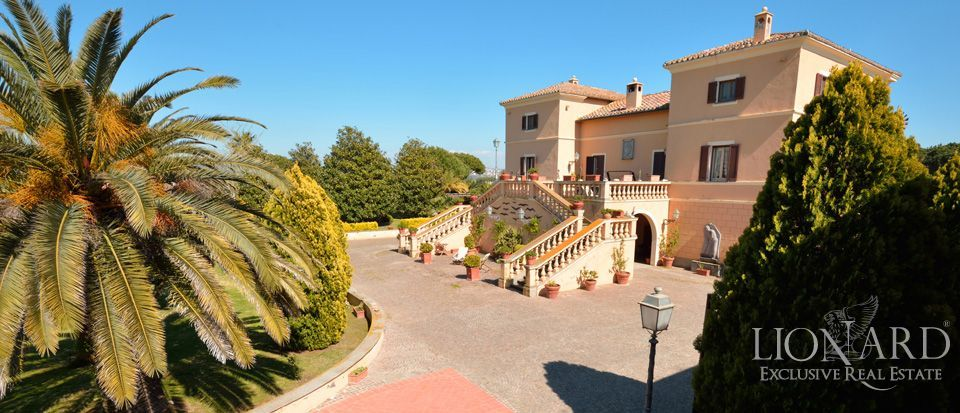 Real Estate Internacional - Villas en Roma Image 4
