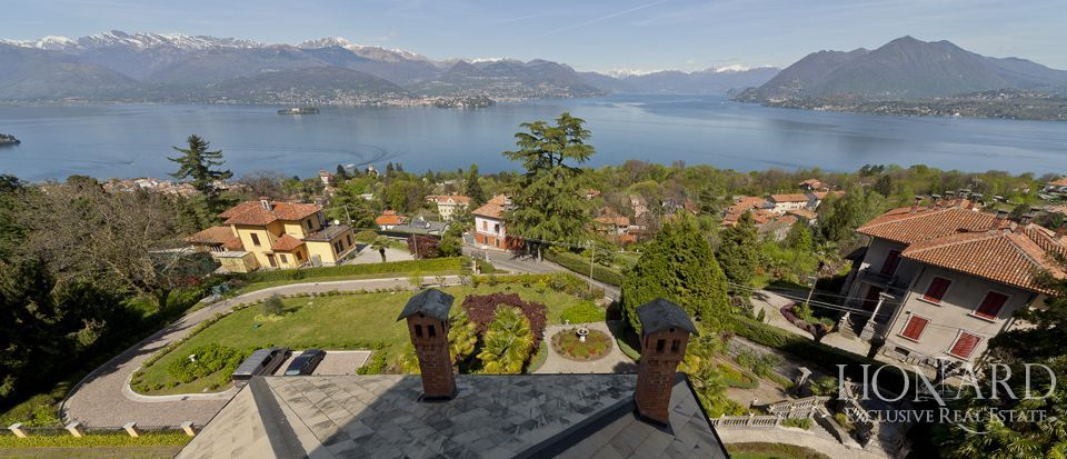 Villas in Lake Maggiore, International Real Estate Image 46