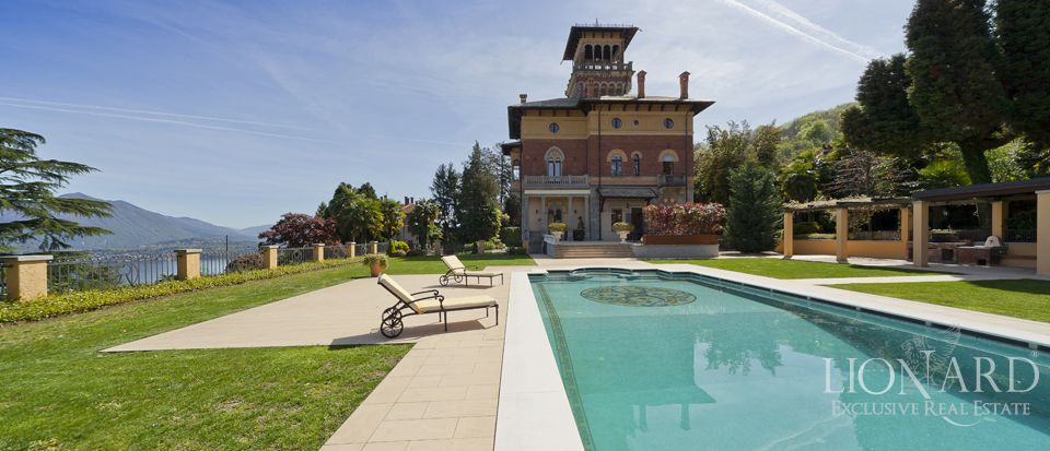 Villas in Lake Maggiore, International Real Estate Image 26