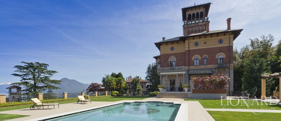Villas in Lake Maggiore, International Real Estate Image 24