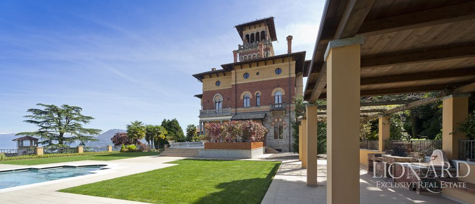 Villas in Lake Maggiore, International Real Estate Image 22