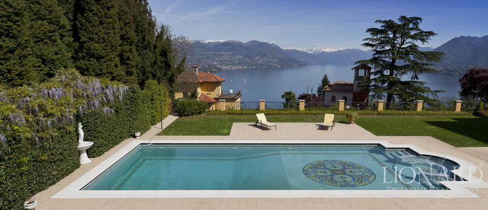 Villas in Lake Maggiore, International Real Estate Image 21