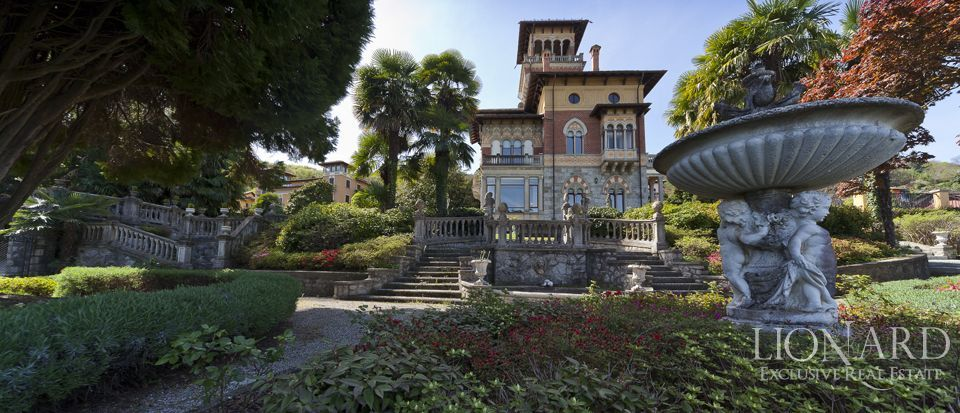 Villas in Lake Maggiore, International Real Estate Image 16