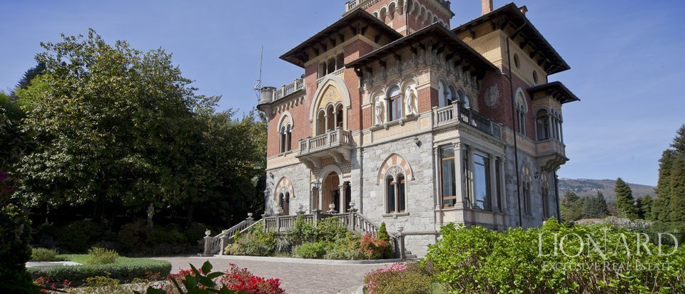 Villas in Lake Maggiore, International Real Estate Image 11