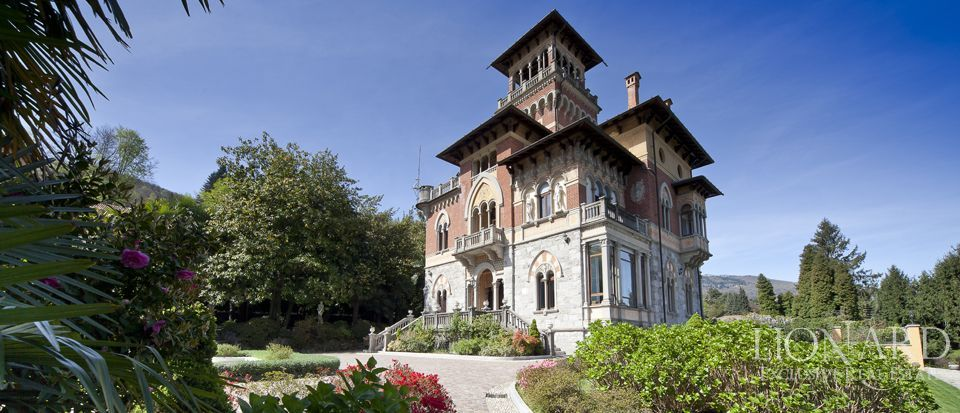 Villas in Lake Maggiore, International Real Estate Image 10