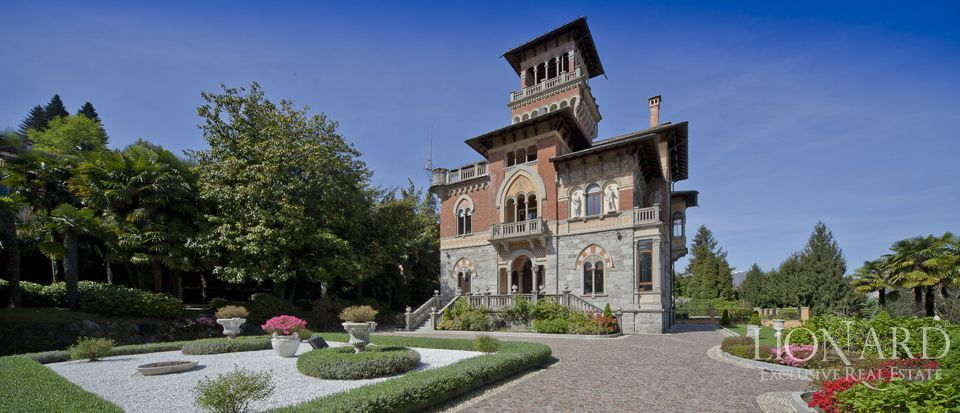 Villas in Lake Maggiore, International Real Estate Image 8