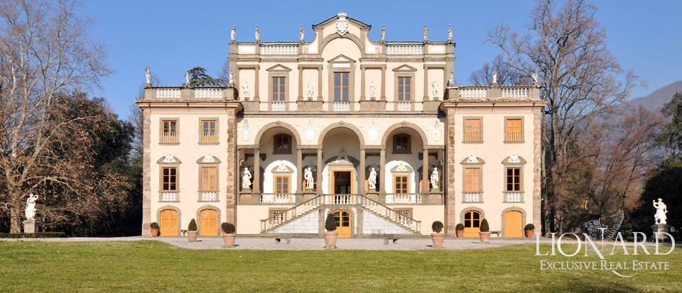 Historic Villa For Sale Lucca Image 1