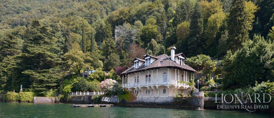 ko luxury villa lake como