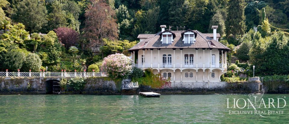 Wonderful villa in Lake Como Image 1