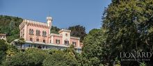 castle for sale in lake maggiore