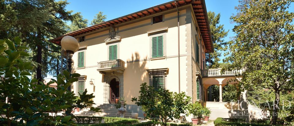Ville vendita Firenze – Real Estate Toscana Image 1