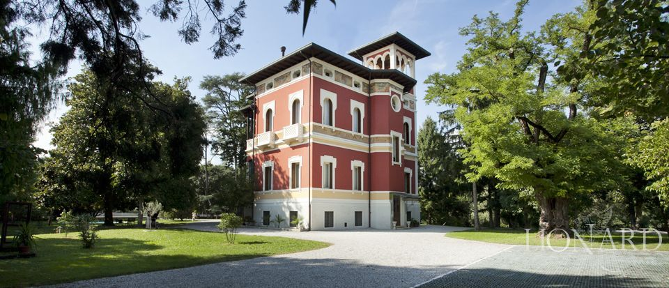 Real Estate in Italia – Ville Luxury Image 1