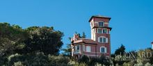 villa for sale in liguria