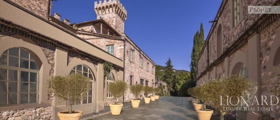 Castle for Sale in Tuscany, in the Chianti area Image 67