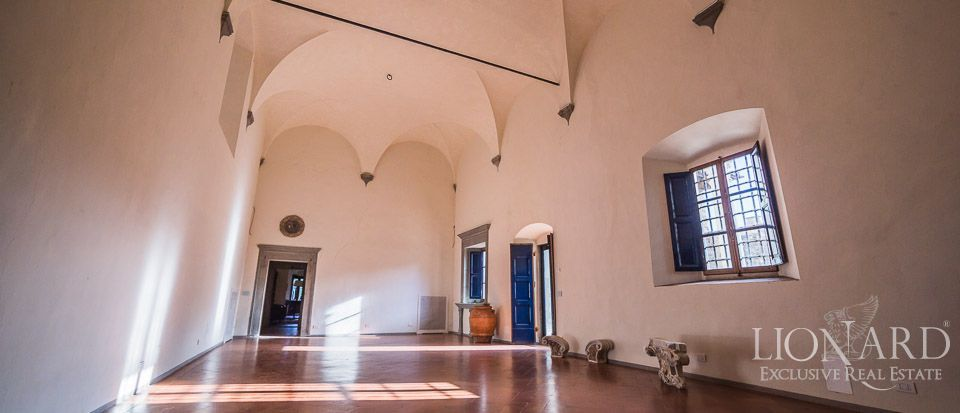 Castle for Sale in Tuscany, in the Chianti area Image 43