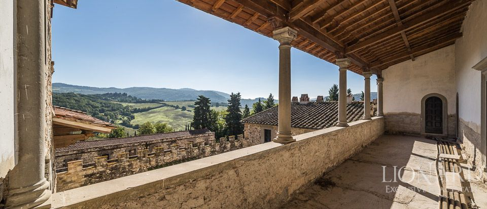 Castle for Sale in Tuscany, in the Chianti area Image 42