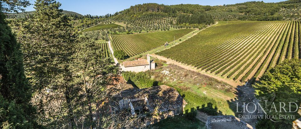 Castle for Sale in Tuscany, in the Chianti area Image 36