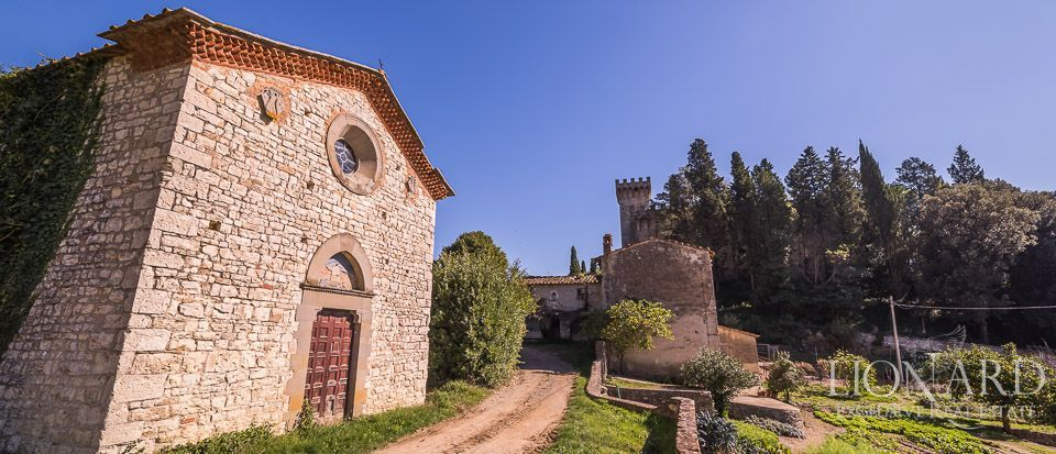 Castle for Sale in Tuscany, in the Chianti area Image 33