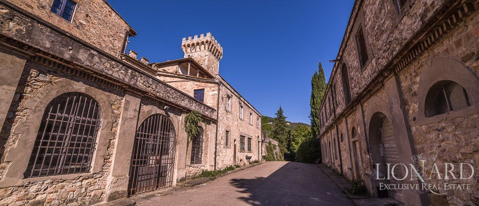 Castle for Sale in Tuscany, in the Chianti area Image 31