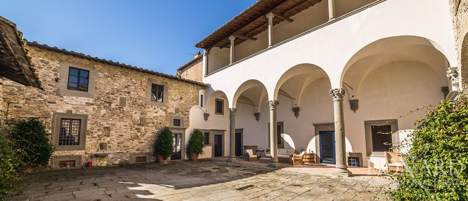 Castle for Sale in Tuscany, in the Chianti area Image 14