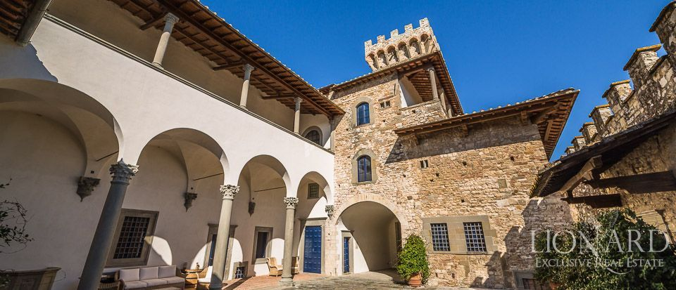 Castle for Sale in Tuscany, in the Chianti area Image 12