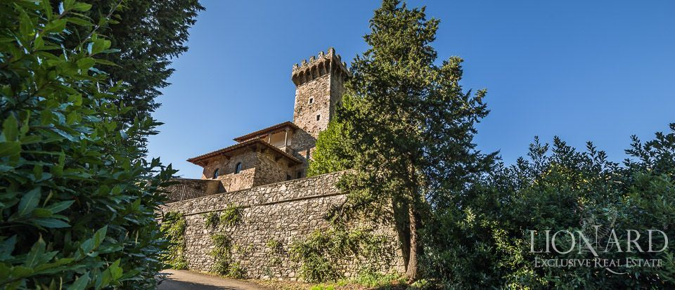 Castle for Sale in Tuscany, in the Chianti area Image 9