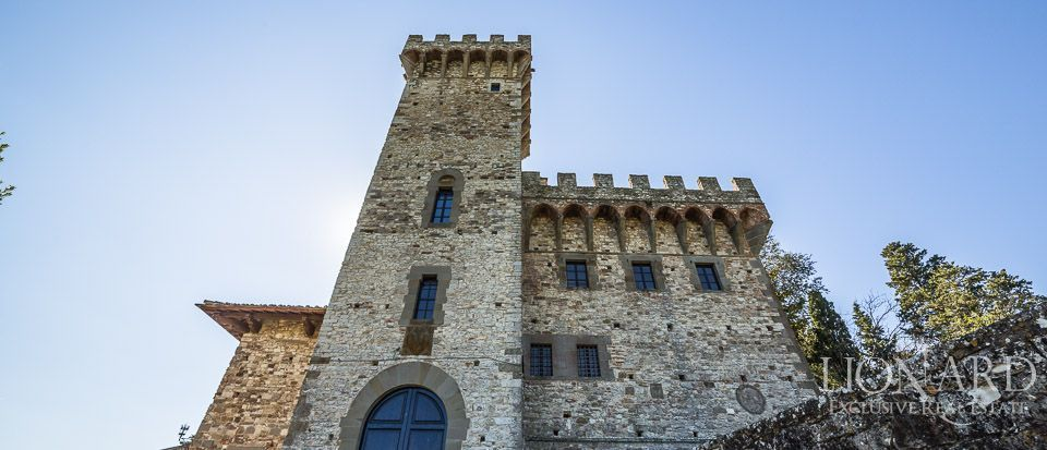 Castle for Sale in Tuscany, in the Chianti area Image 6