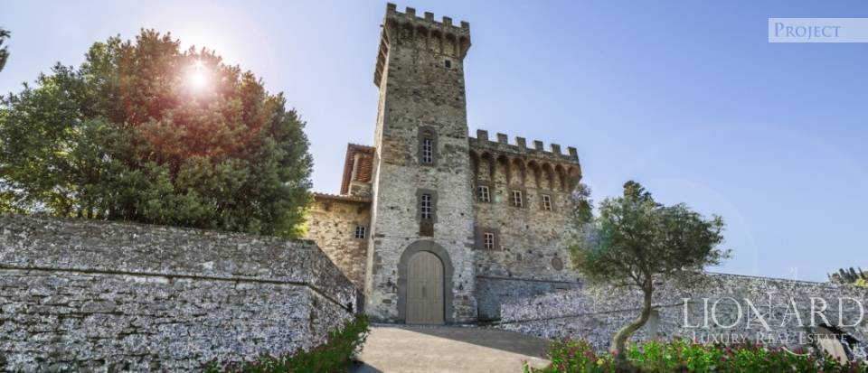 Castle for Sale in Tuscany, in the Chianti area Image 59
