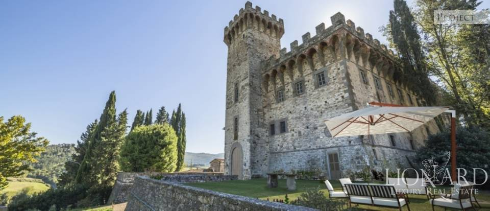 Castle for Sale in Tuscany, in the Chianti area Image 60