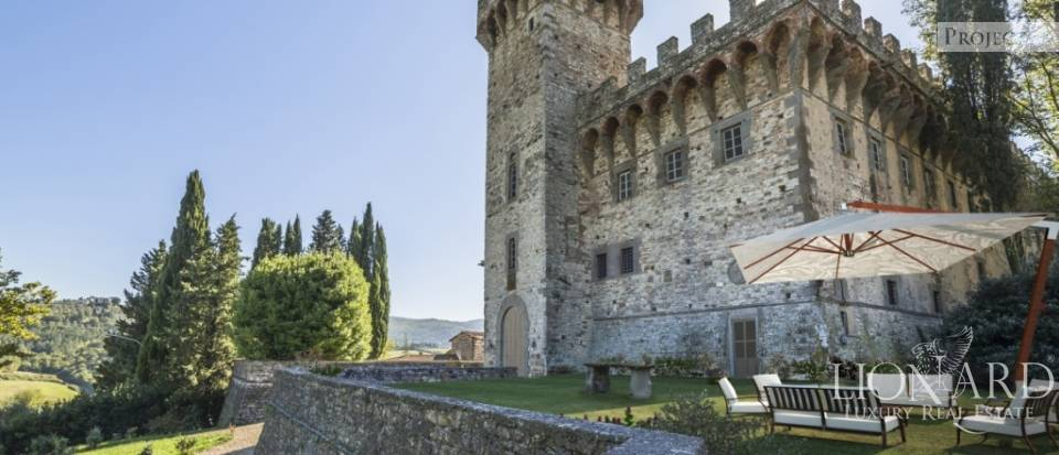 Castle for Sale in Tuscany, in the Chianti area Image 61