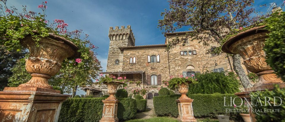 Castle For Sale in Italy - Luxury Homes Italy Image 20