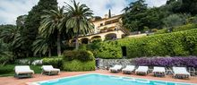 villa for sale liguria seaview