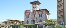 prestigious historic villa for sale in versilia