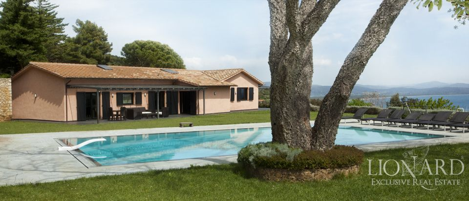 luxury villa for sale on the argentario