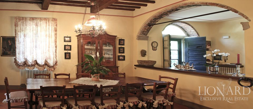 Historic villas for sale in Lucca Image 36