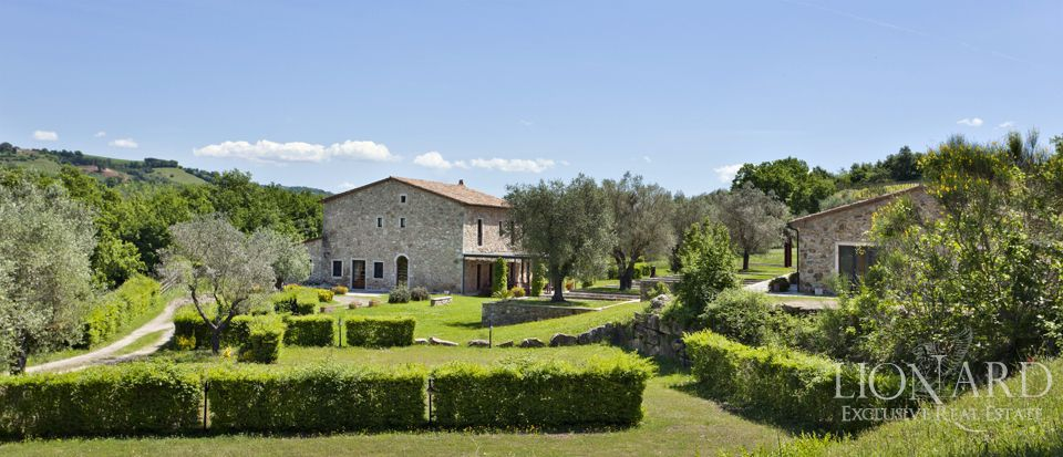 Farm eiendommer for salg i Toscana Image 1