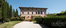 historic villa in siena for sale