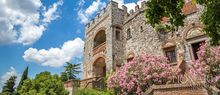 splendid castle for sale in florence