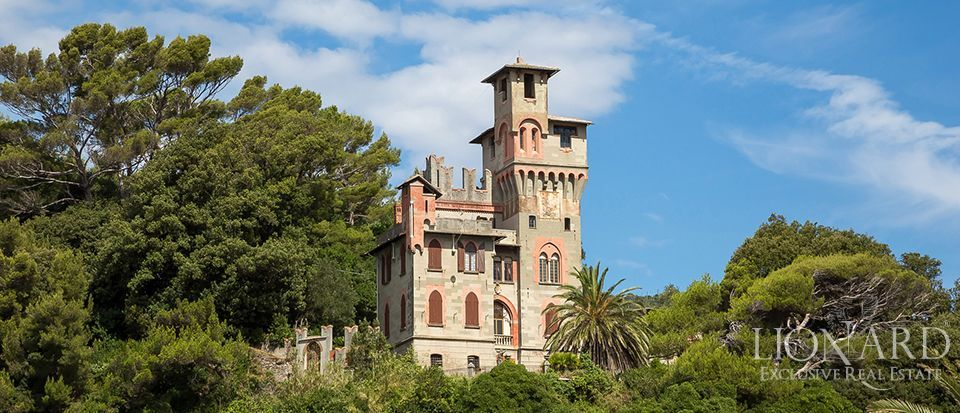 Castles in Liguria Image 1