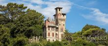castle for sale in liguria