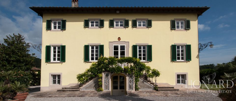 ko magnificent historic villa for sale in lucca