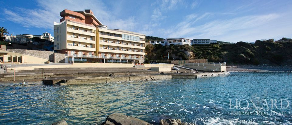 luxury hotel for sale in livorno